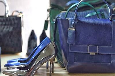 Arezzo prefall da coleção de inverno 2014 sapatos e bolsas