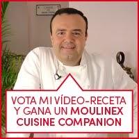 Gana una MOULINEX Cuisine Companion