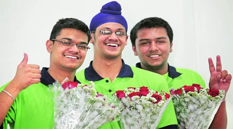 [Toppers List] JEE MAIN 2014 RESULT