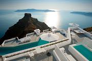 presentacion de santorini grecia · isla de creta en grecia espacial (grace santorini hotel paisaje)