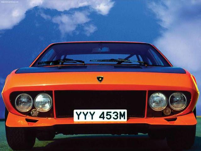Lamborghini Jarama (1973)