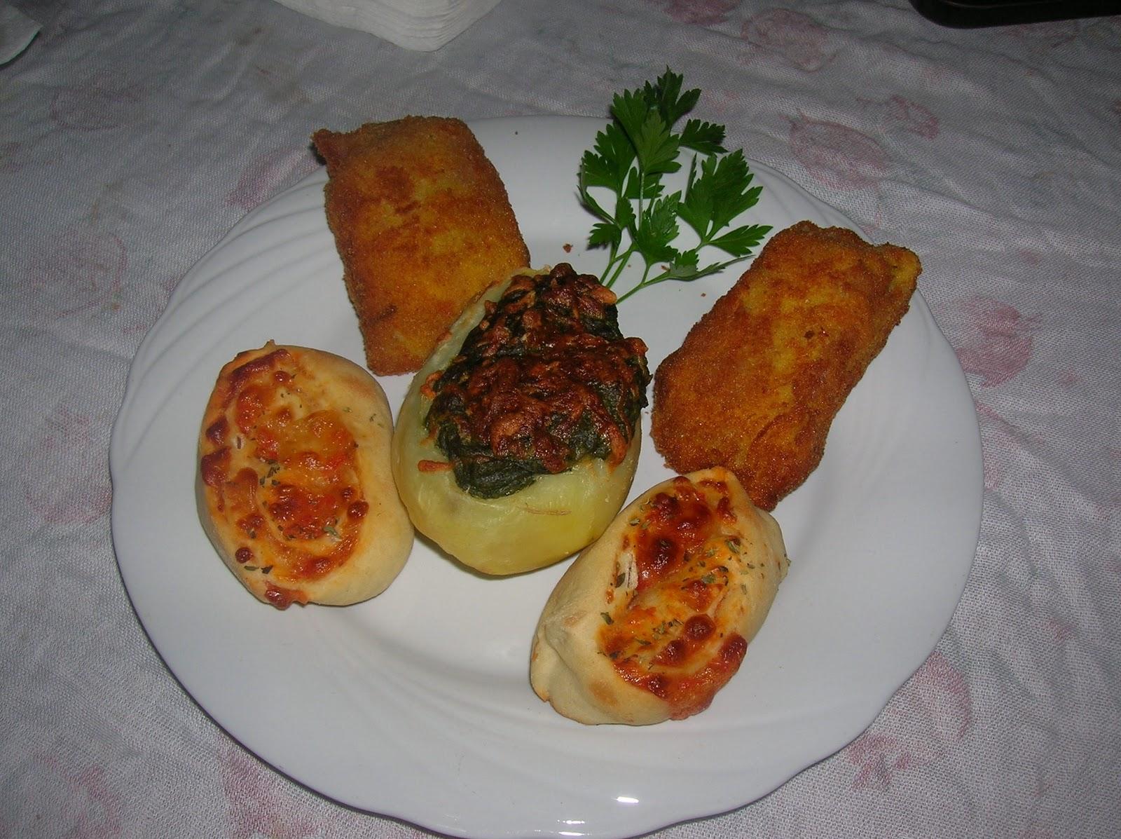 Cosa cucino oggi barchette di patate ripiene - Cosa cucino oggi a pranzo ...