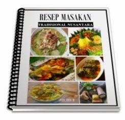 Download Ebook Pdf Kumpulan Resep Masakan Nusantara Terlengkap Ini Terdiri Dari