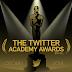 Infográfico com os preferidos do Oscar 2014 no Twitter no Brasil