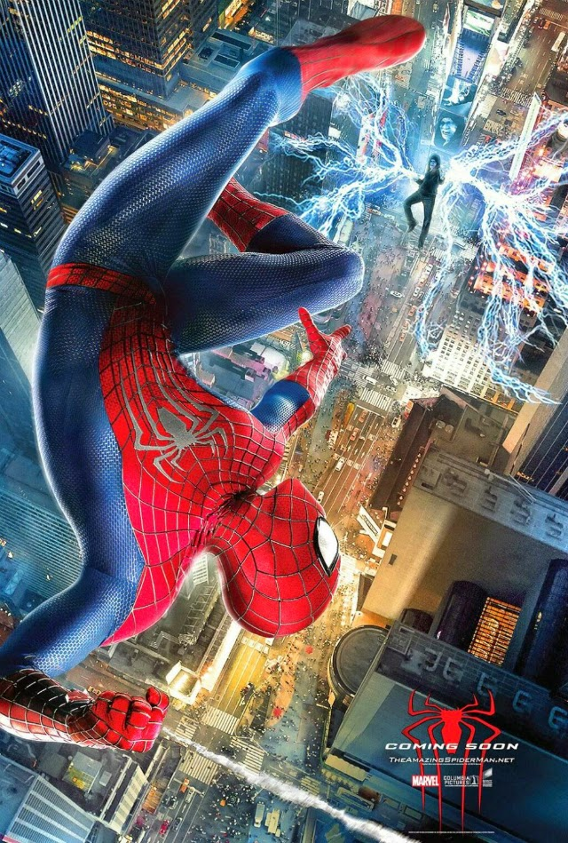 The Amazing Spider-Man 2 (The Amazing Spider-Man 2 El poder de Electro) - Solo Full Películas