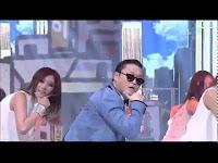 Lirik Lagu Psy Gangnam Style (강남스타일)