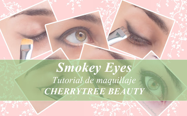 Maquillaje con Cherrytree Beauty: Smokey Eyes.