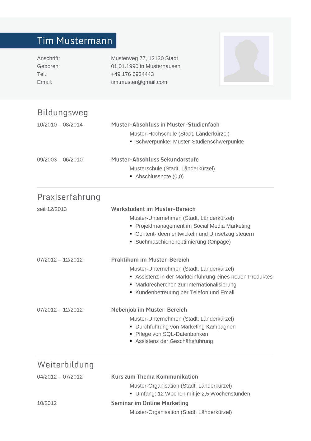 Gemütlich Diät Lebenslauf Beispiel Bilder - Entry Level Resume ...