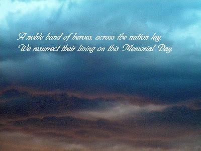 Memorial Day Poem Clip art