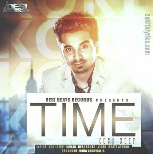 Time - Koki Deep