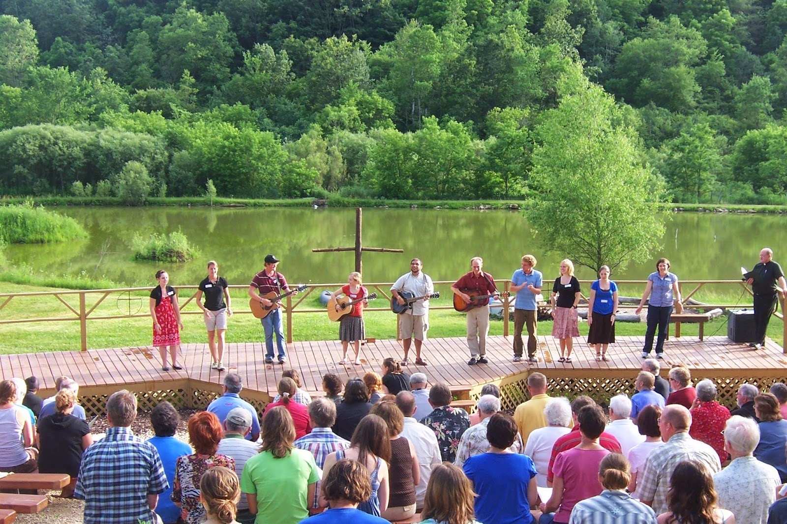 What is Camp? Part IV: Partner in Ministry