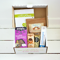Vegan Kind box July