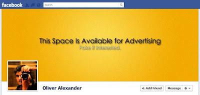 cover facebook disewakan iklan