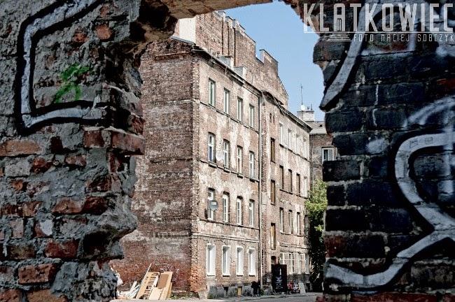 Warszawa: mury Starej Pragi