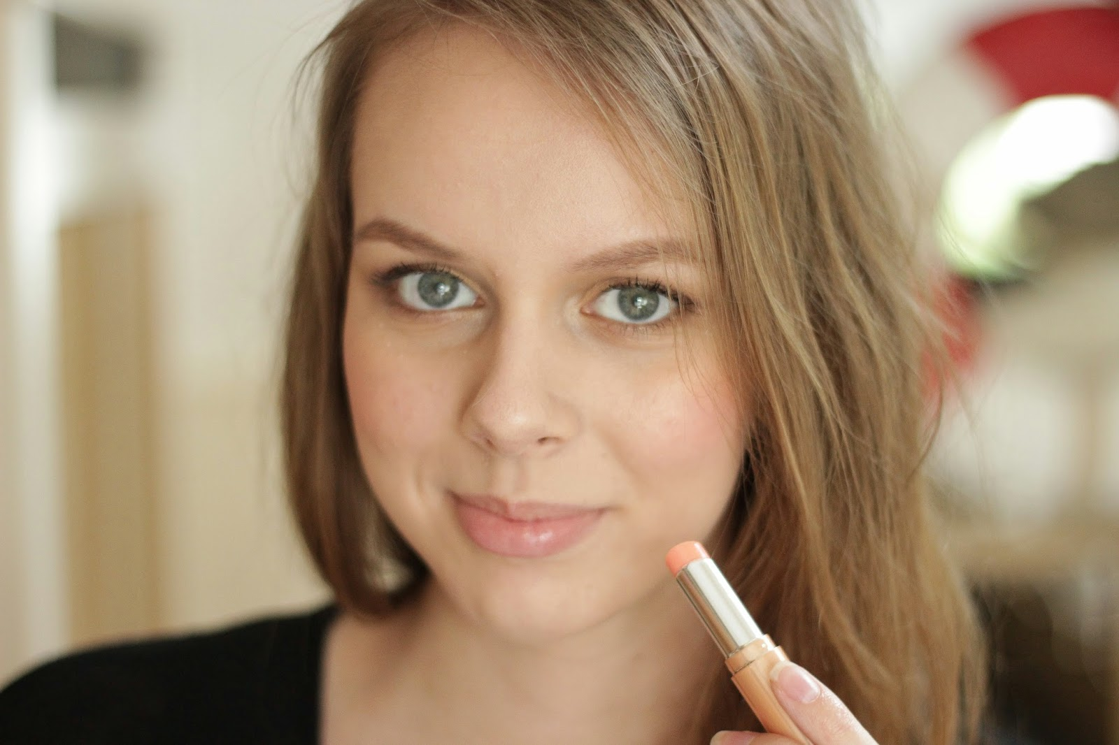 hema pretty lips lipgloss creamy peach