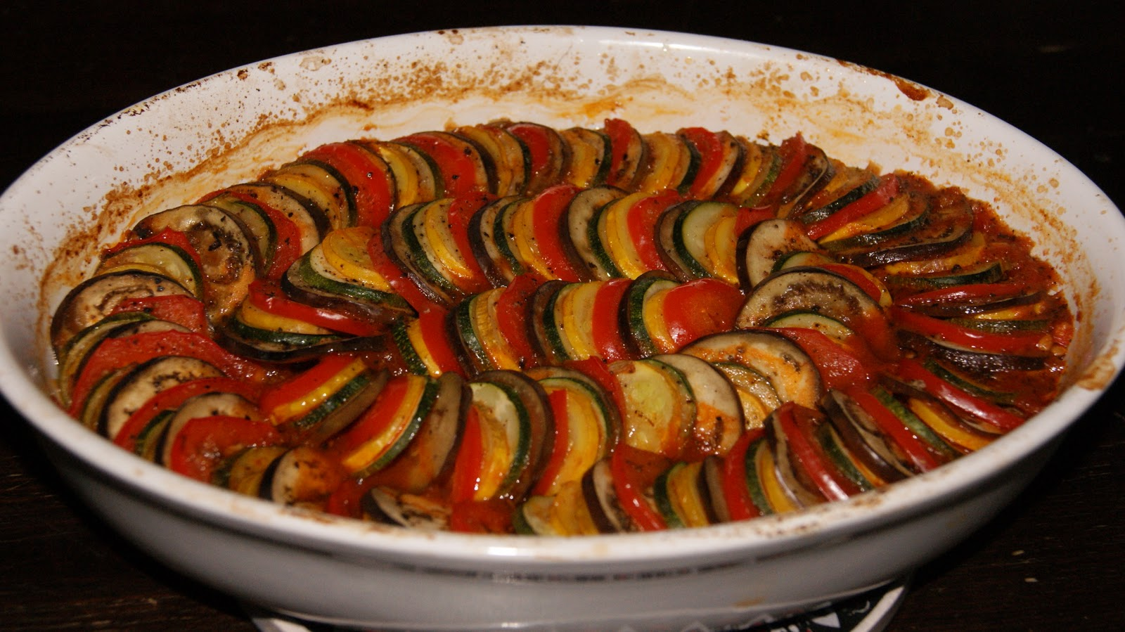 Unnati's Recipes: Ratatouille's- Ratatouille