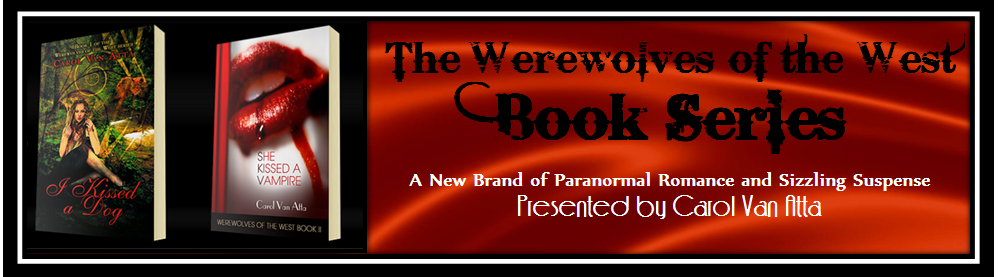 The Werewolves of the West Book Series