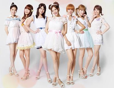 Rainbow Candy Girls