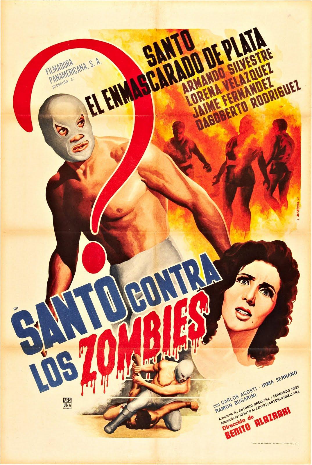 Santo contra los zombies (1961)