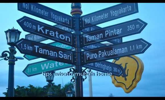 Tempat Wisata Gratis dan Murah Populer di Jogja