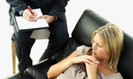 psicólogo no divã