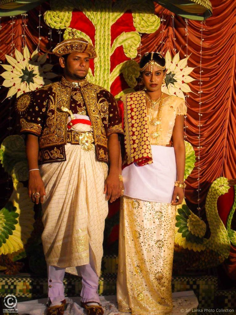 Send Free Online Invitations And Announcements Sri Lankan Wedding