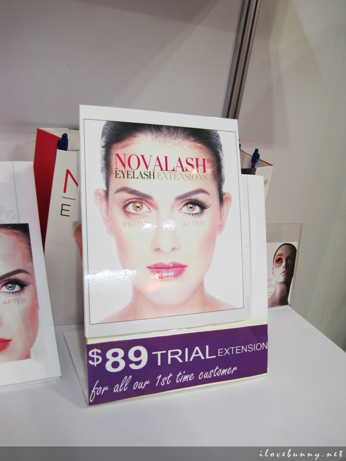 Beauty Review: Novalash and Exclusive Promotion for Honeyz Belles