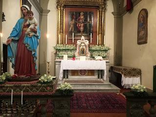 Pistoia: SS.Messe in rito antico presso la Chiesa di S.Pantaleo