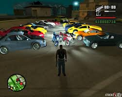 Save Data Tamat Games GTA San Andreas PC Terbaru