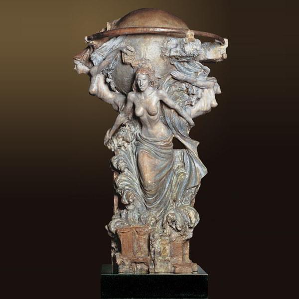 Karya Seni Patung Ngayen Tuan Sculpture
