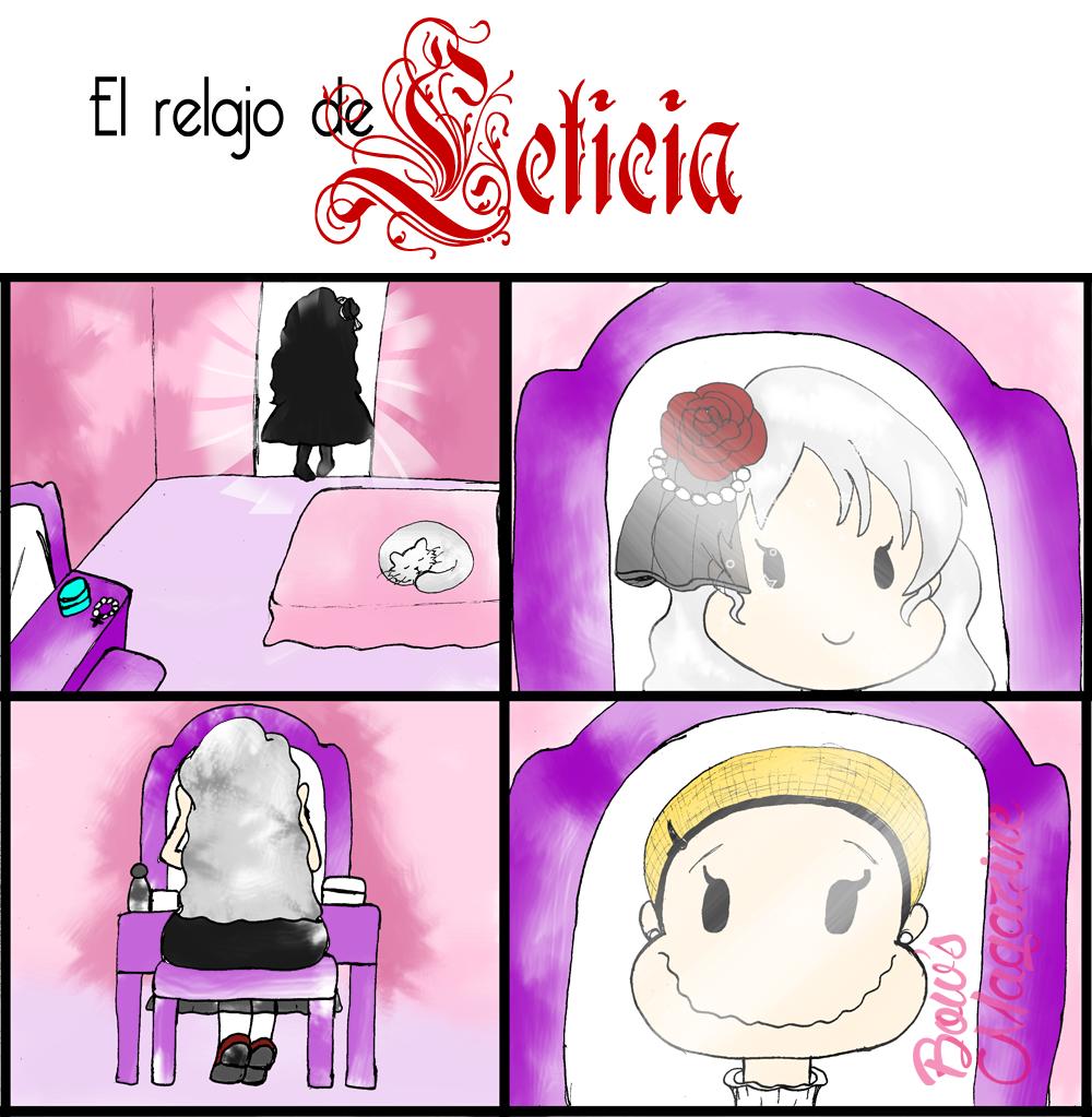 El relajo de Leticia