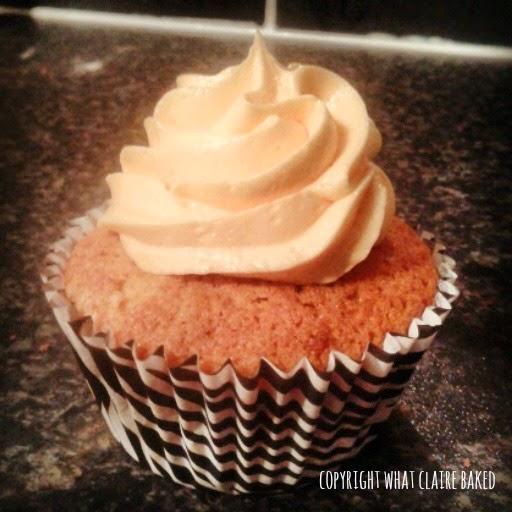 Orange and Cardamom Cupcakes