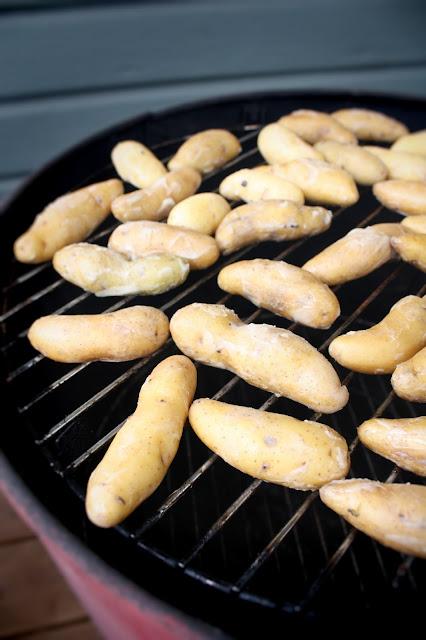 smoked potatoes