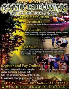 Camp Kilowan 2019