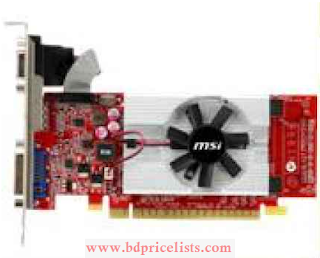 MSI N610 2GB Graphics card Specifications and Price In Bangladesh