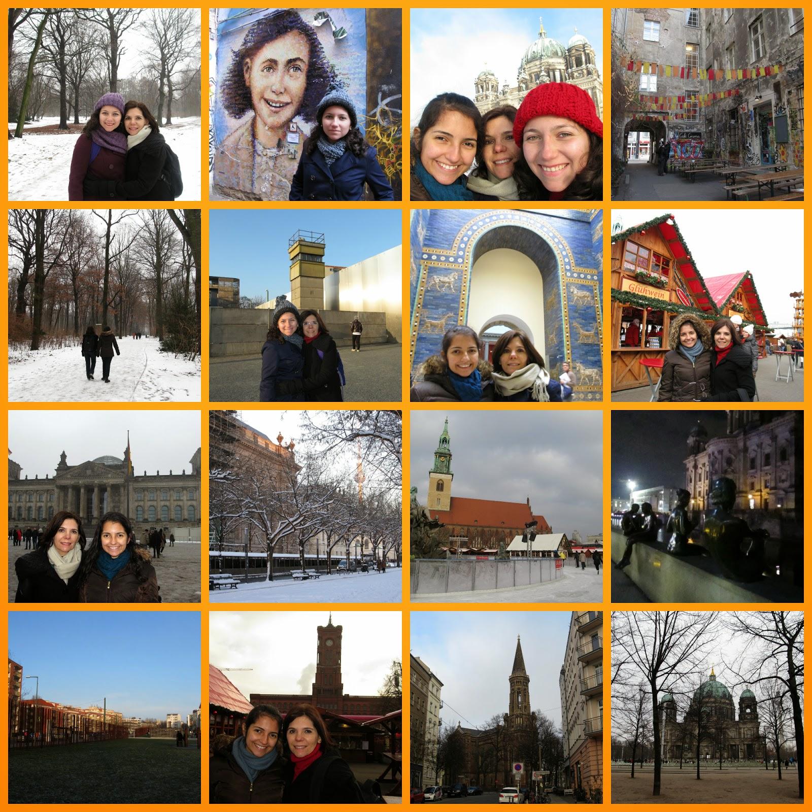 Viagem a Berlim, Alemanha