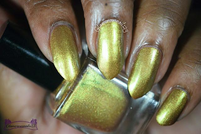 P.O.P. Polish Caribbean Gold