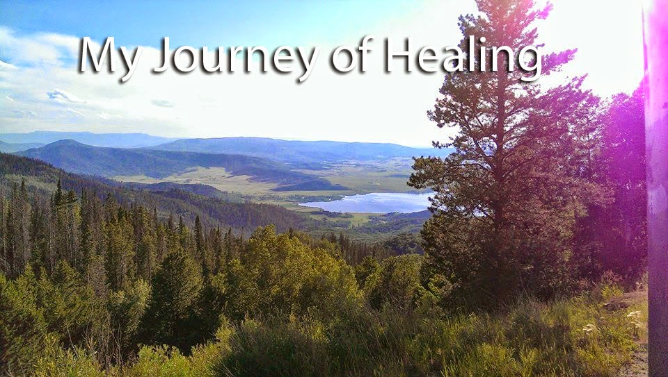 My Journey of Healing