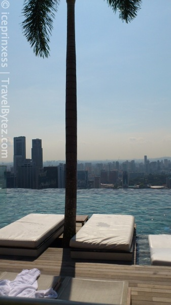 Marina Bay Sands Singapore Infinity Pool