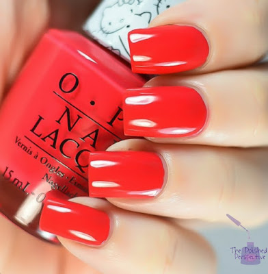 OPI 5 Apples Tall swatch