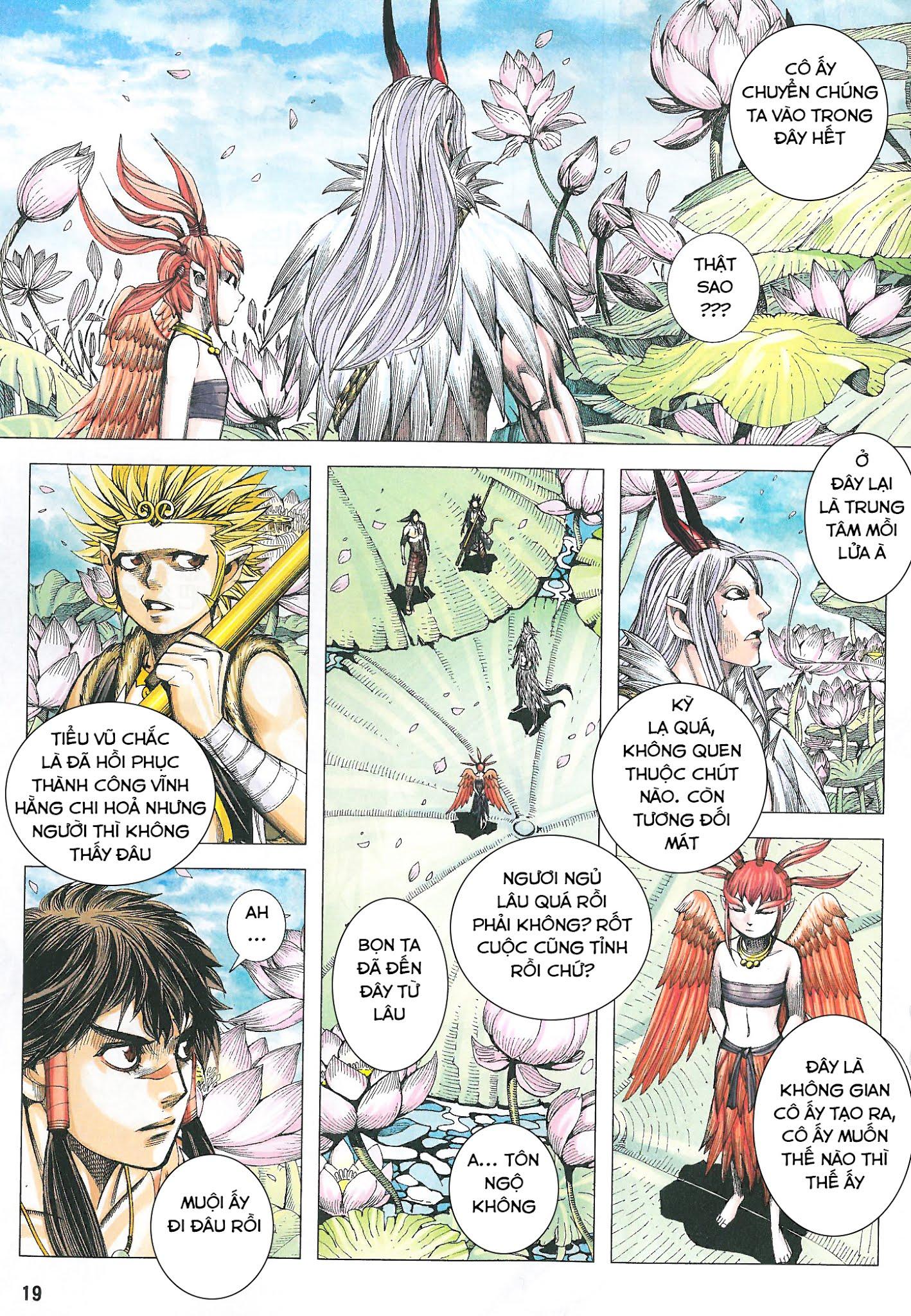Tây Du chap 181 - Trang 17