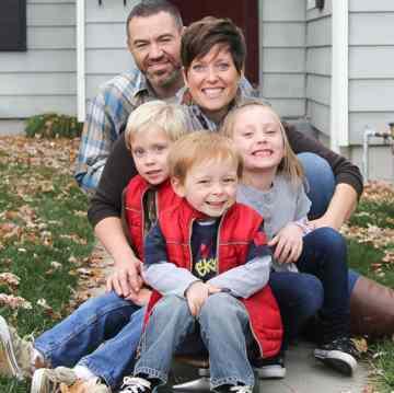 The Reiter family