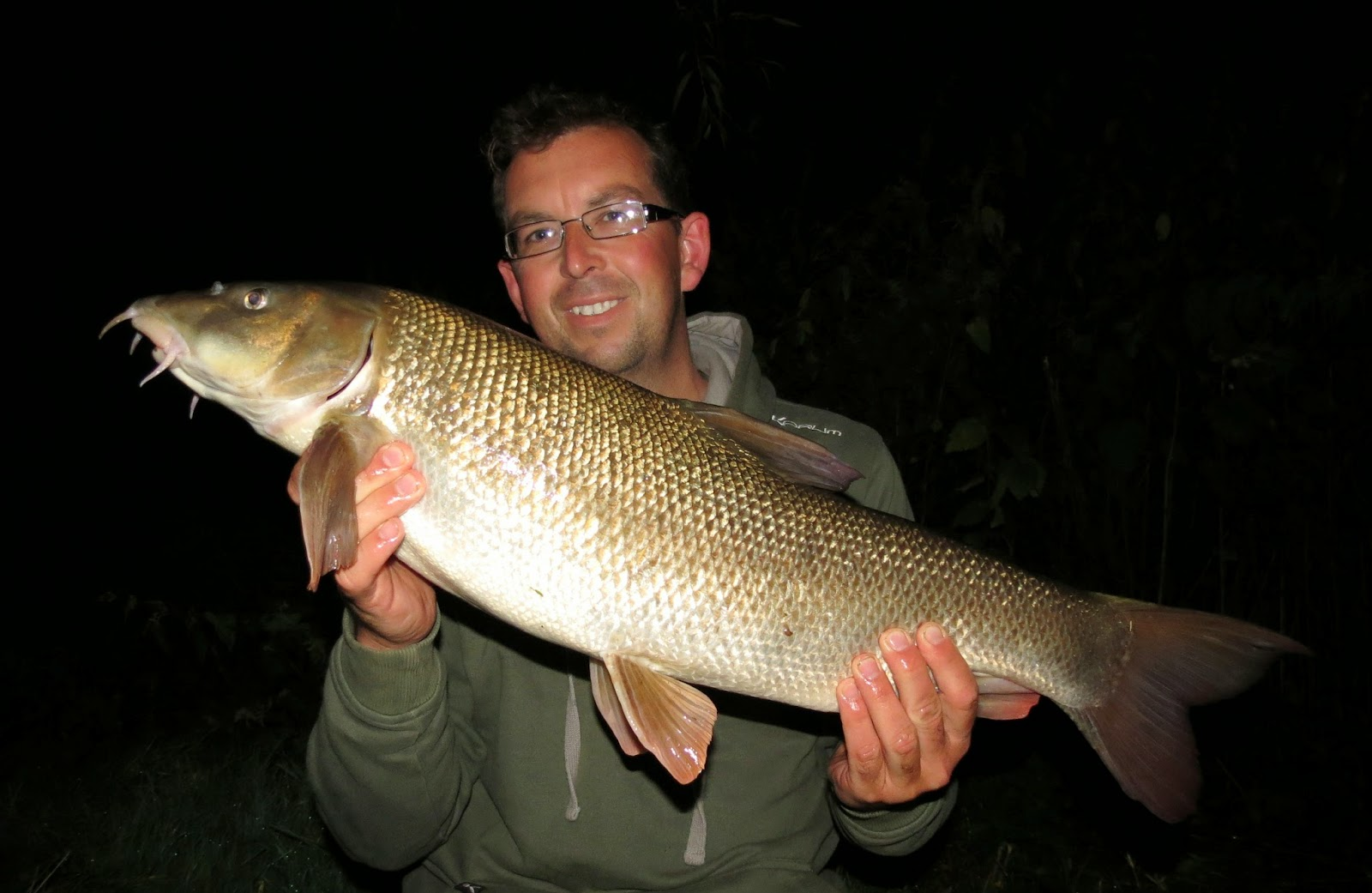 River trent big barbel