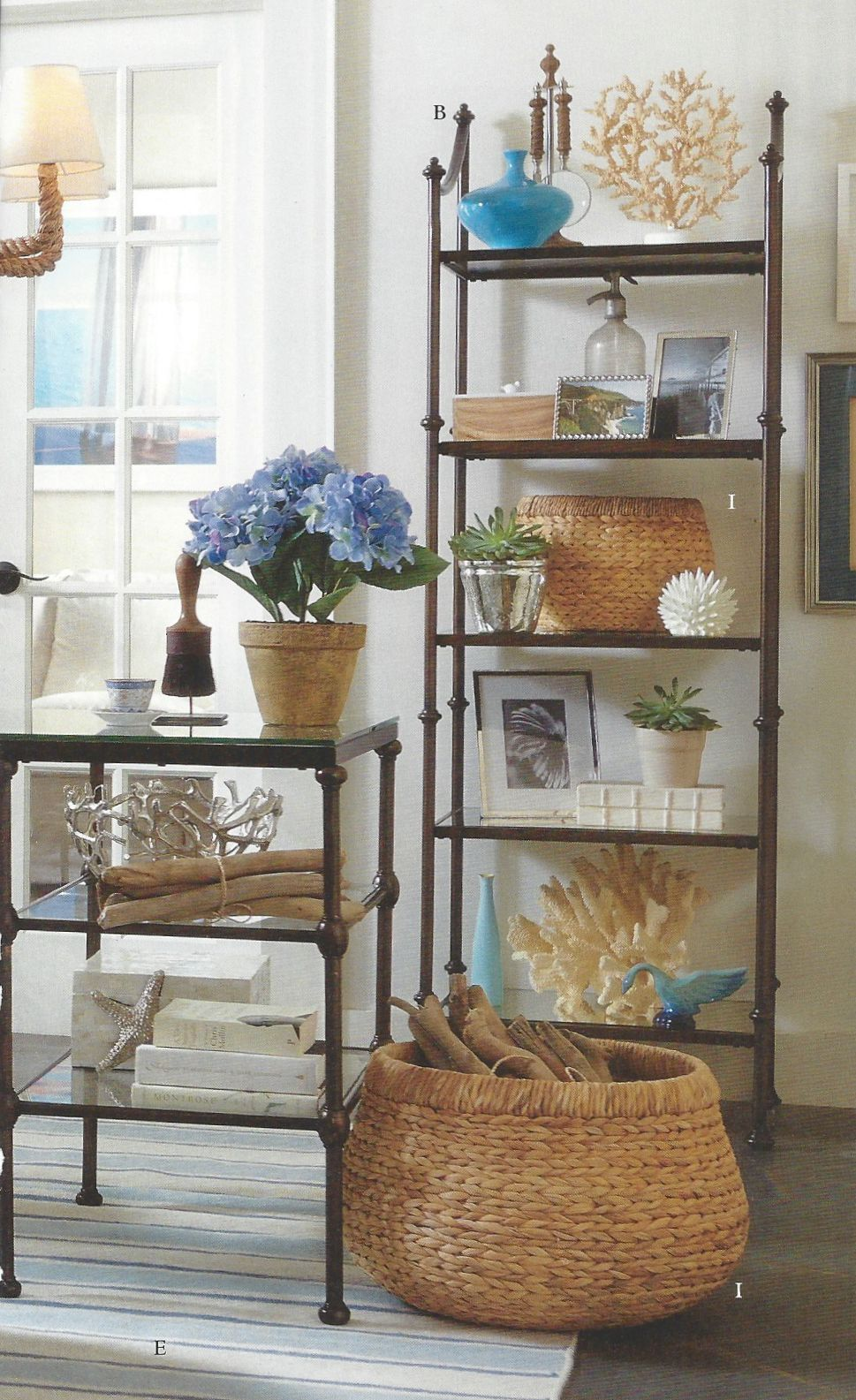 how to decorate bookcases