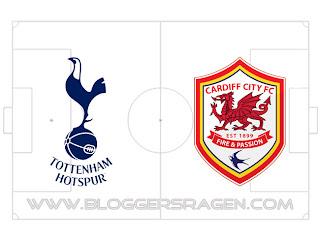 Prediksi Pertandingan Tottenham vs Cardiff City