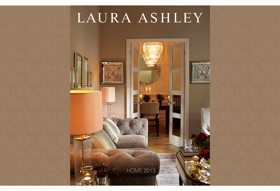 Laura Ashley Home 2013