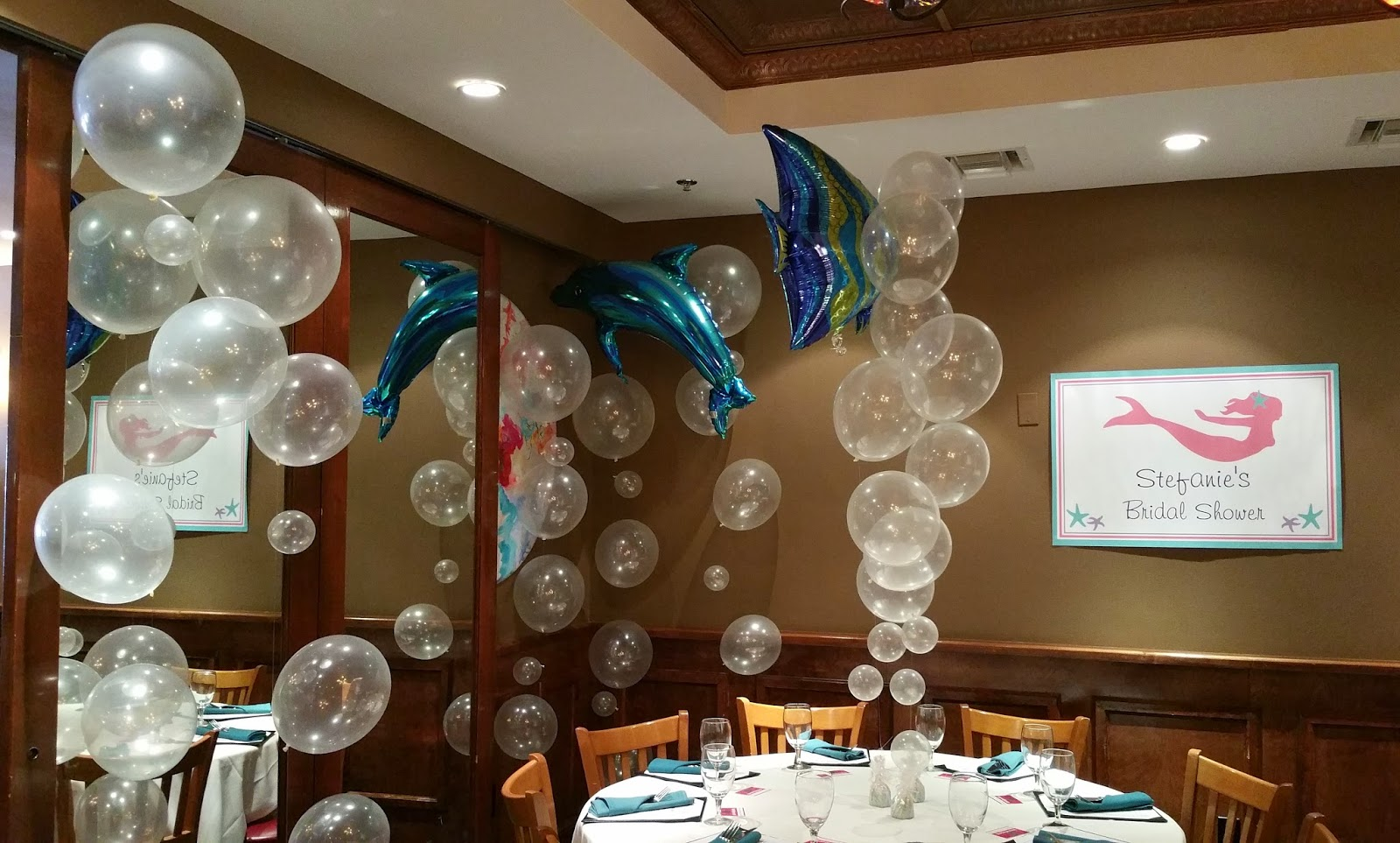 Under+the+Sea+Bridal+Shower++banner+and+right+side Sailor Baby Shower