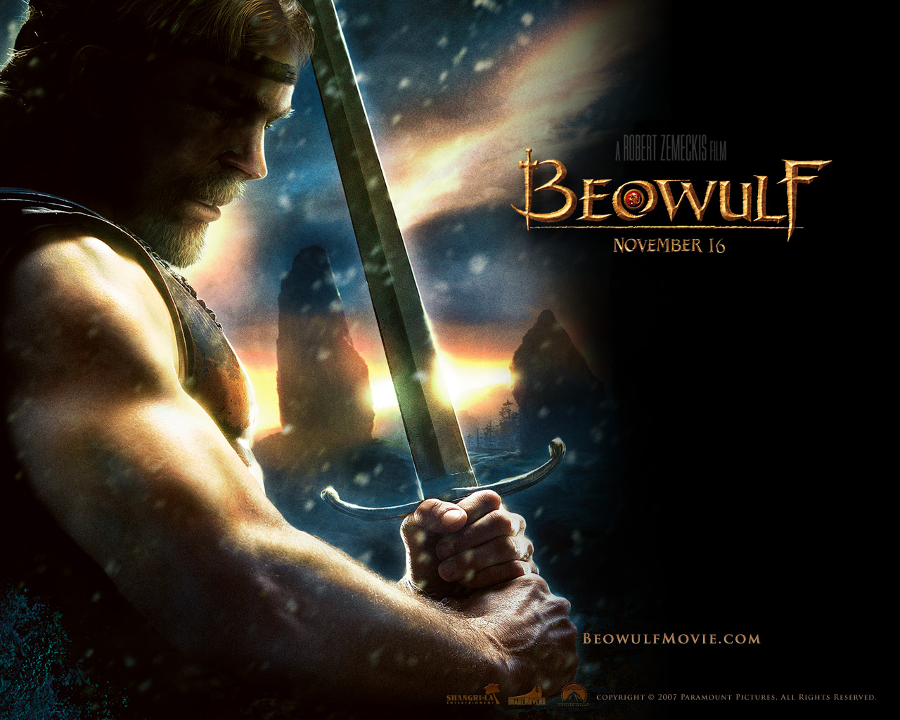 beowulf 4 The adventures of beowulf, episode 4 grendel attacks again came then striding in the night the walker of darkness in that gabled hall the warriors slept.