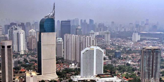PENYEBAB CUACA PANAS DI JAKARTA