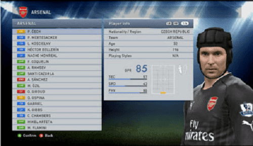 Update PTE Patch 8.4 PES 2015  2